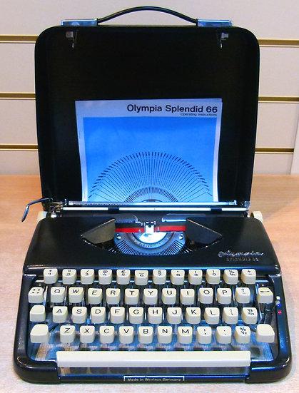 Olympia Splendid 66 (1965)