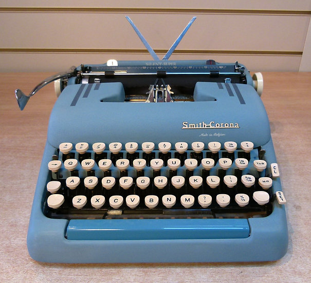 Smith Corona Silent Super Portable (1956)