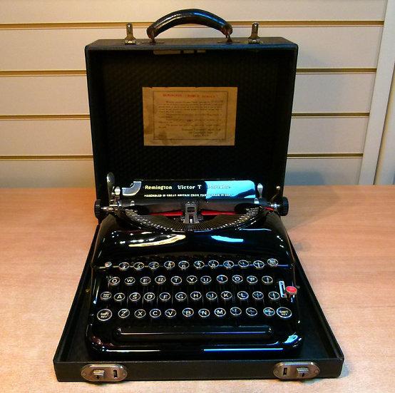 Remington Victor Portable (1939)