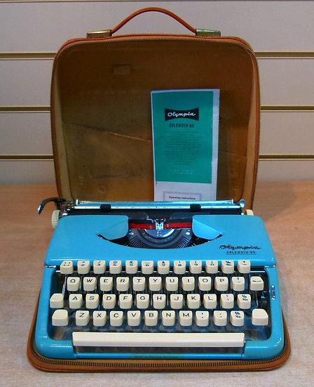 Olympia Splendid 99 Portable (1960)