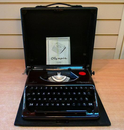 Olympia Plana Model B Portable (1947)