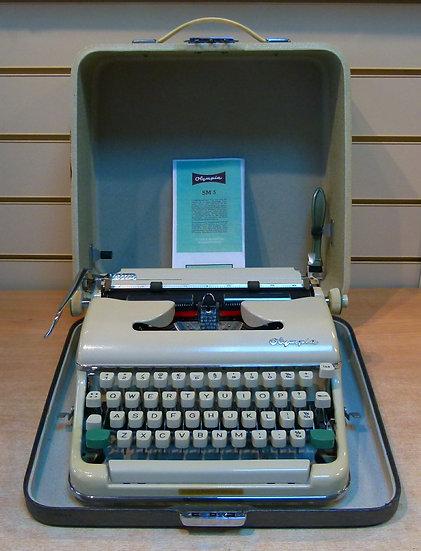 Olympia SM5 Portable (1963)