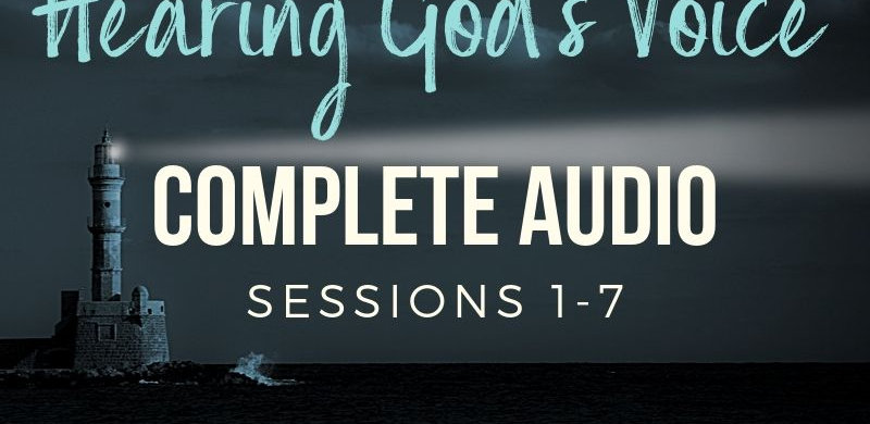 Hearing God's Voice Conference Audio