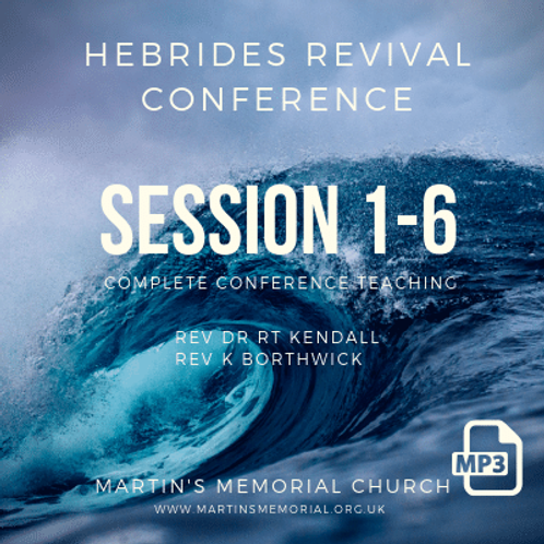 Hebrides Revival Conference Audio