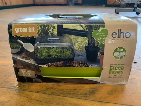 Elho Green Basics Grow Kit