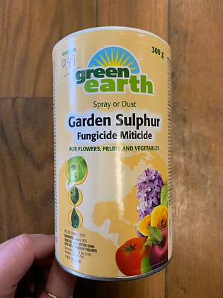 Green Earth Garden Sulphur, 300g