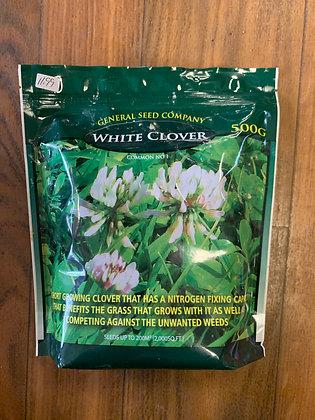White Clover Seed, 500g