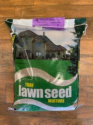 25lb - Sun & Shade Grass Seed