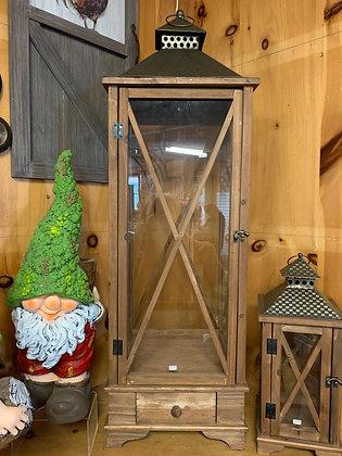 Wood Lantern (Extra-Large)