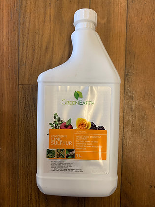 Green Earth Concentrate Lime Sulphur, 1L