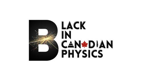 Black in Canadian Physics- Logo