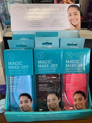 Magic Make-Off Makeup Remover Cloth