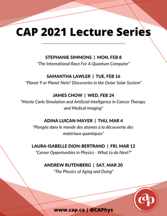 CAP 2021 Lecture Series Poster - Updated