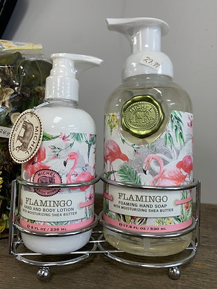 Lotion & Hand Soap Set