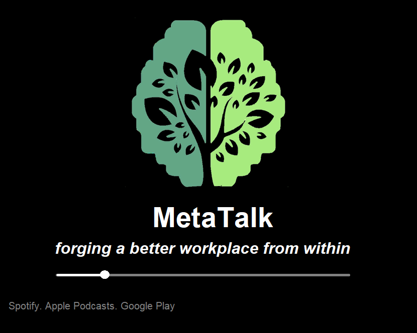 MetaTalk podcast, guided meditation for the workplace