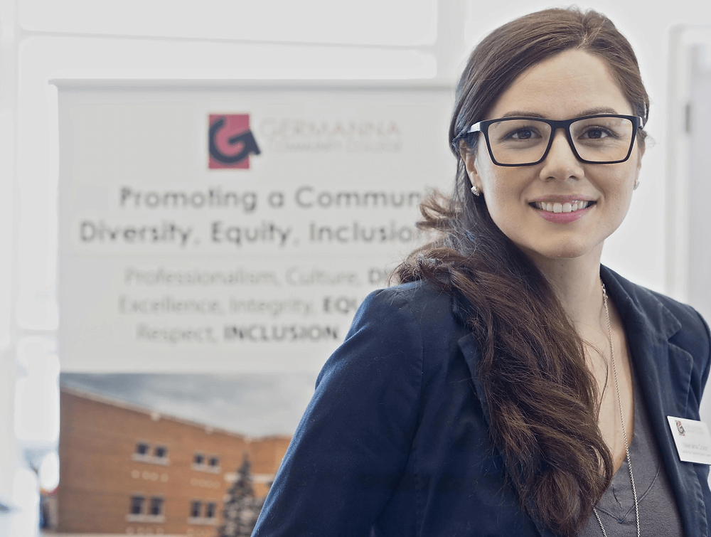 Dr. Valeri Colon diversity equity inclusion image