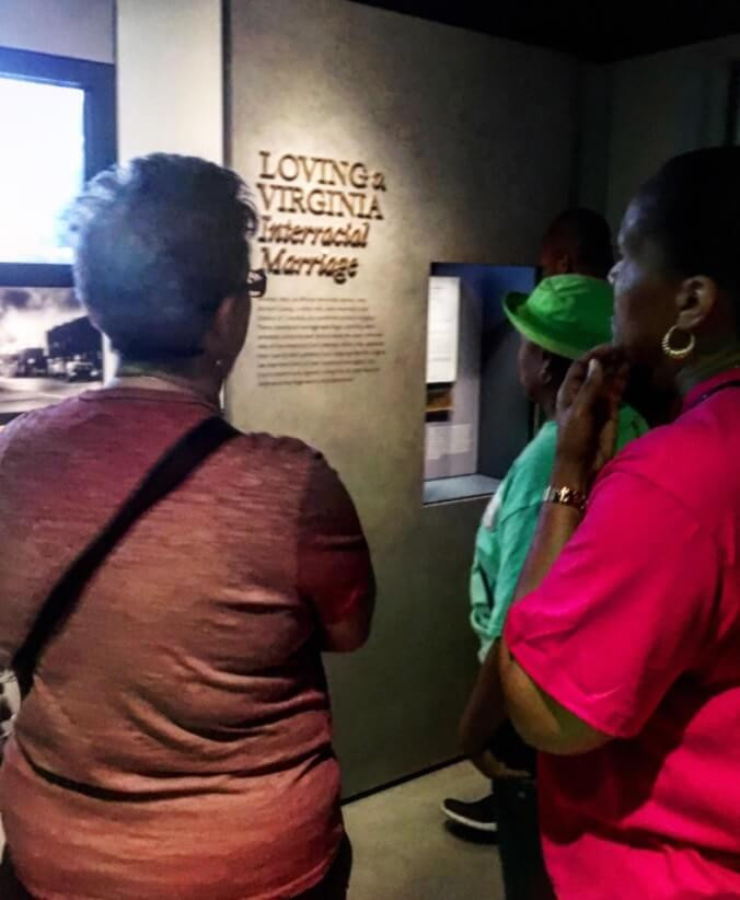 3 Professors at the National Museum of African American History and Culture