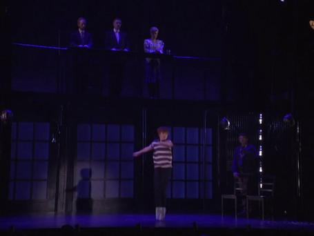 Erica Parks in Billy Elliot
