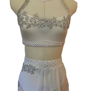 White Lyrical Costume