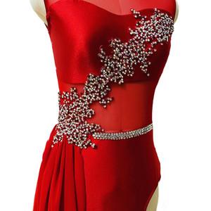 Red Lyrical Costume
