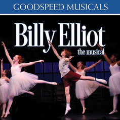 """Erica Parks (Front Right) in """"Billy Elliot"""""""