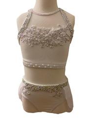 $245 White Lyrical Costume