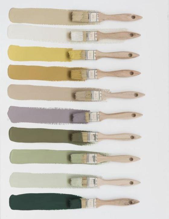 Colour Consult- Dulux & Taubmans