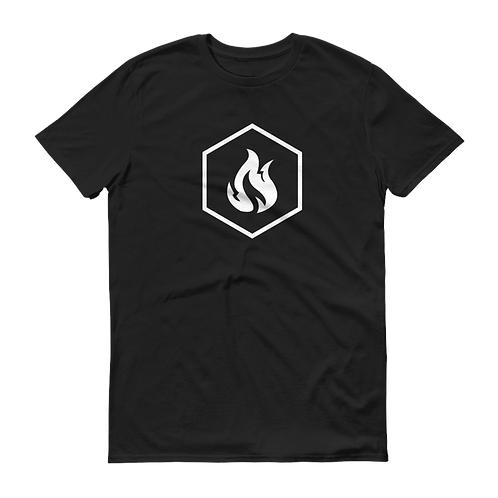 Firestorm Hexagon Logo Basic Tee