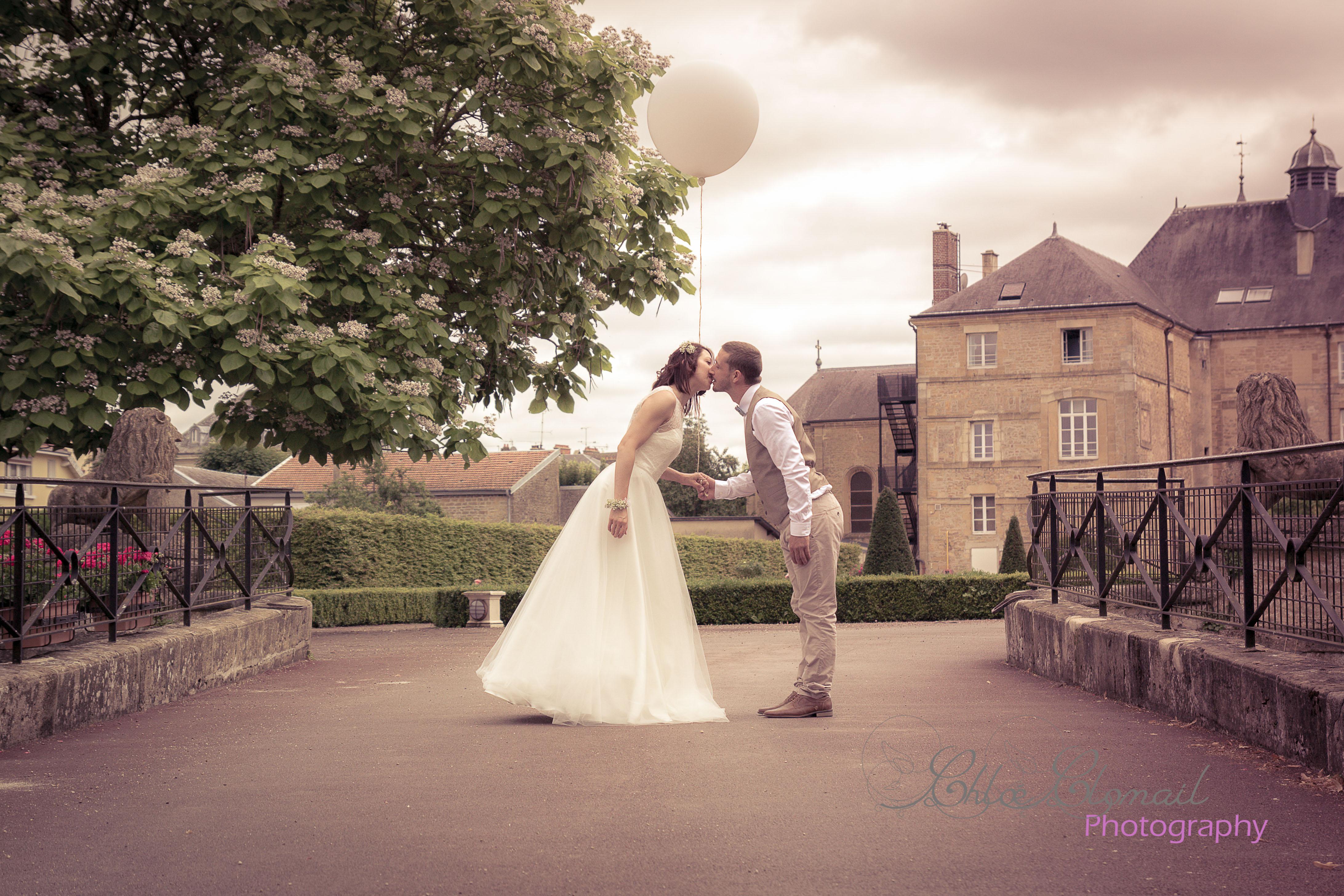 photo mariage vintage
