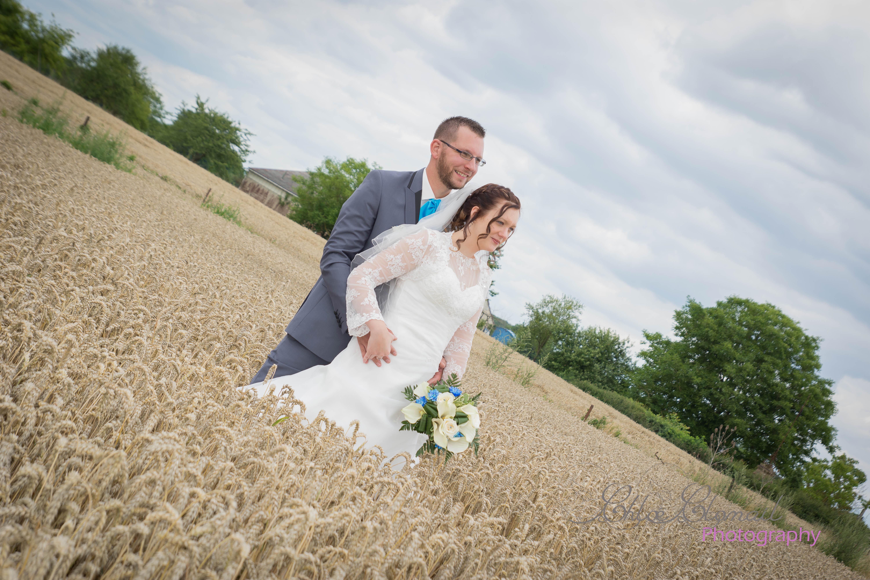 mariés blé