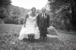 photo mariage thème agricole