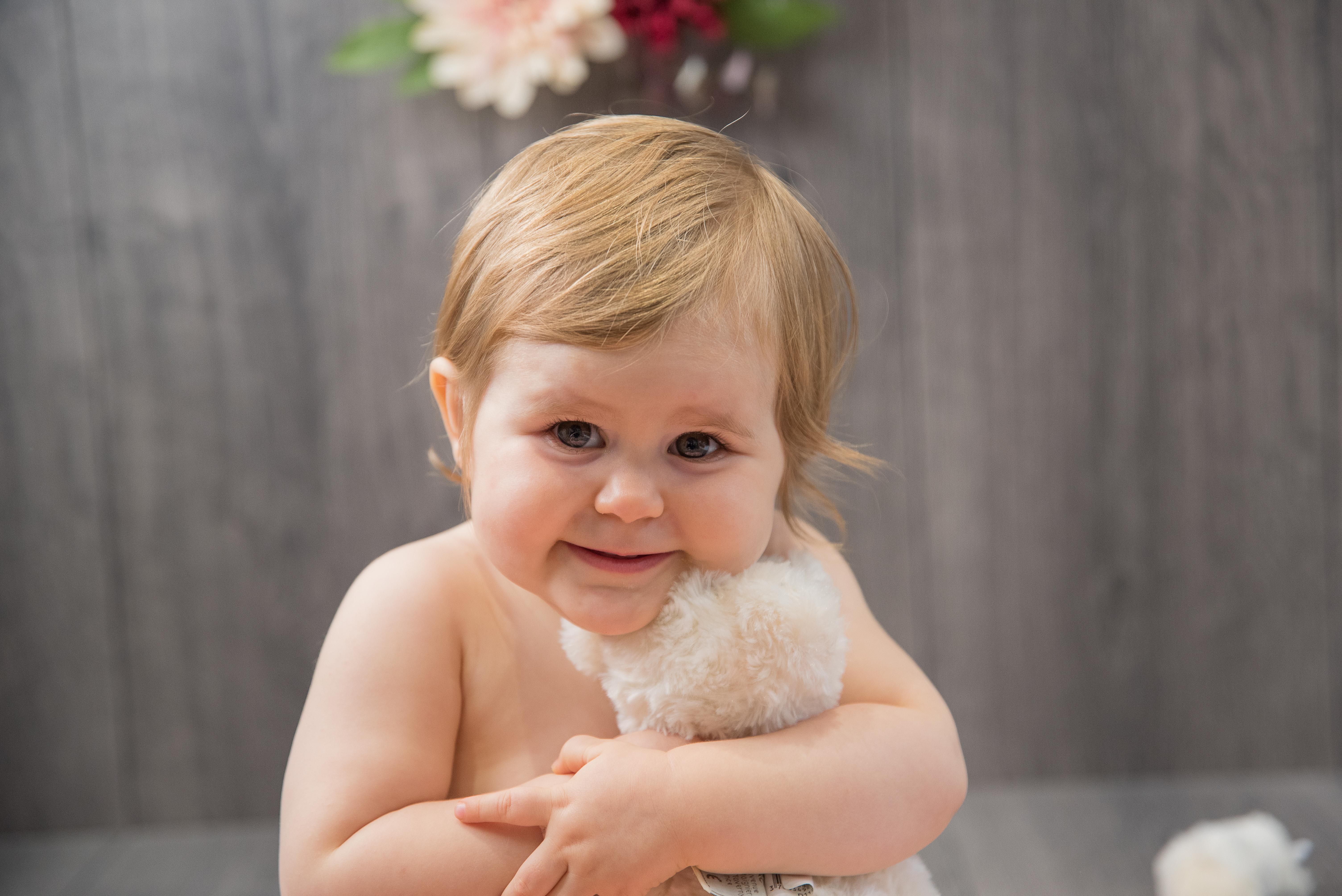 bébé 11mois