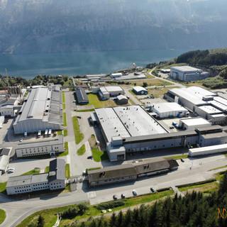 Glomfjord Industripark