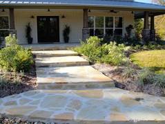 Flagstone Steps