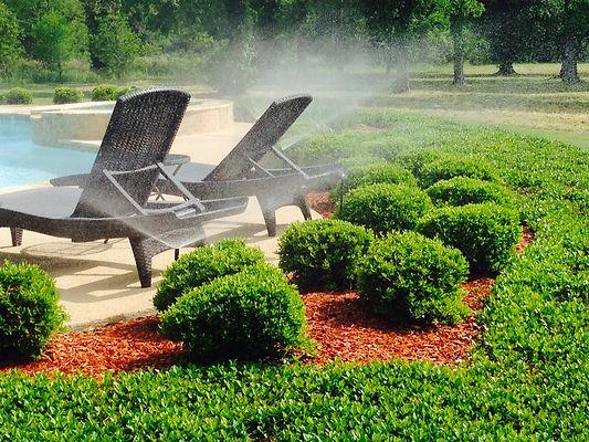 Landscape Services, Irrigation, Design, Equipment