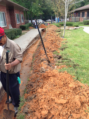 Commercial Drainage