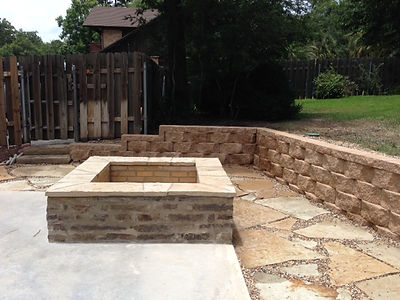 Hardscaping East Texas