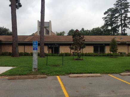 East Texas Church