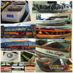 Kiddie Boat Ride Wrap