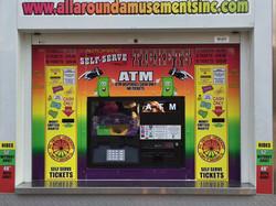 ATM Ticket Box