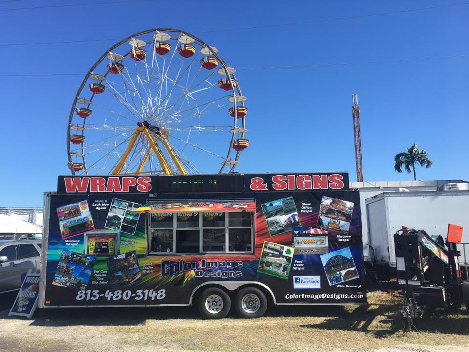 Our Mobile Wrap Shop