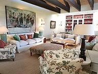 Casa Macaire living room