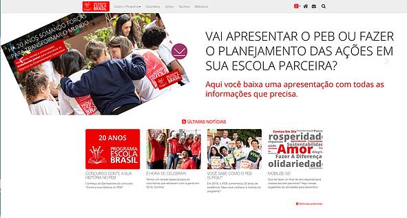 Programa Escola Brasil