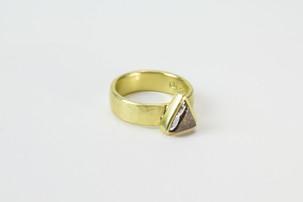 Jocelyn + Luke Engagement Ring