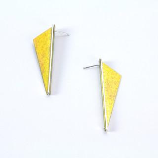 Short Kite Matched Pair - Golden