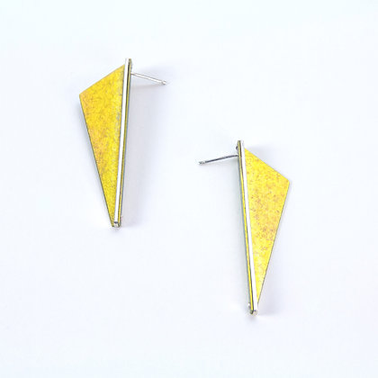 Short Kite Matched Pair - Golden