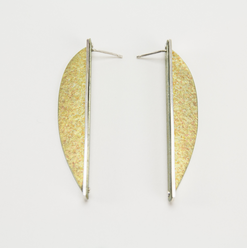 Long Curve Matched Pair - Golden