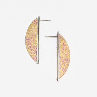 Short Curve Matched Pair - Peachy