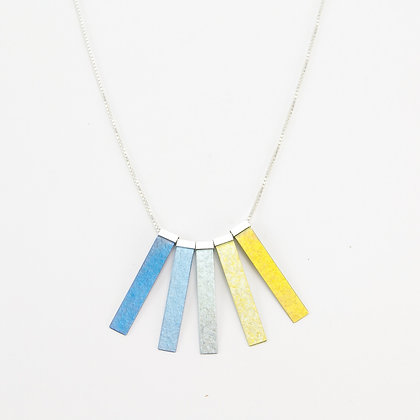 5 Beam Necklace