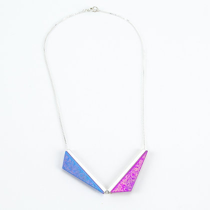Double Kite Necklace